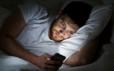 Phone Scrolling in Bed: Embrace How You Consume Content